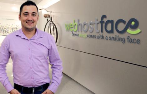 WebHostFace CEO