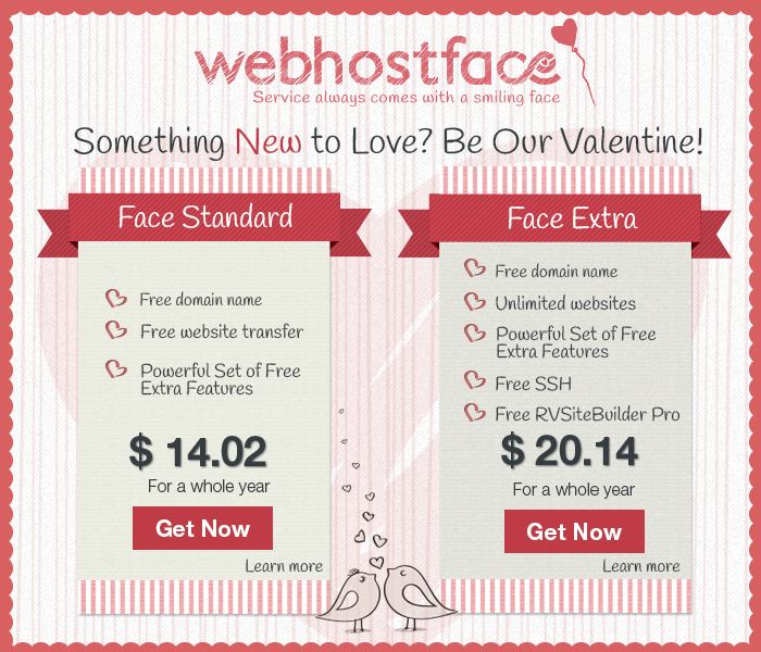 Valentines Day Special Promotion